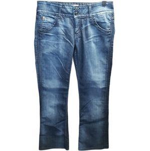 Hudson Signature Boot Cut Jeans Size 28